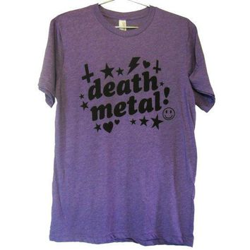 Very Fun Death Metal T Shirt (attn: Notate Size During Checkout)
