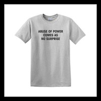 "Jenny Holzer, ""Abuse of Power"" [Relaxed]"