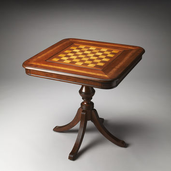 Masterpiece Morphy Antique Cherry Game Table
