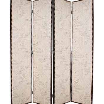 Screen Gems Salvatore Screen Room Divider