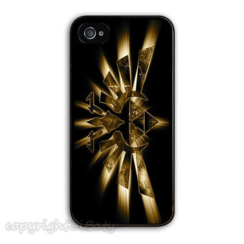 The Legend of Zelda Eagle Wings Logo Cell Phone Case for iPhone 4 4s 5 5s 5c 6 6s plus