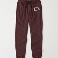 Womens Banded Logo Sweatpants | Womens New Arrivals | Abercrombie.com