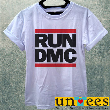 Low Price Women's Adult T-Shirt - Run DMC Logo design