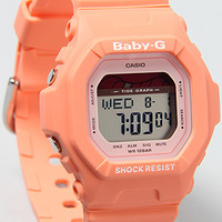 The Baby-G Peach Watch (Limited Edition)