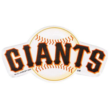 San Francisco Giants - Logo Acrylic Magnet
