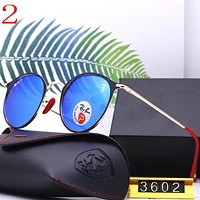 Perfect Ray-Ban Fashion Women Men Summer Sun Shades Eyeglasses Glasses Sunglasses