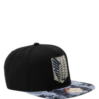 Attack On Titan Scouting Legion Snapback Hat