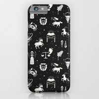 Strange Fortunes: Midnight iPhone & iPod Case by LordofMasks