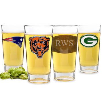 Packers NFL Pint Glass