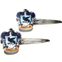Harry Potter Ravenclaw Hair Clips