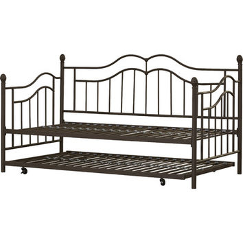 Andover Mills Byron Daybed with Trundle & Reviews | Wayfair