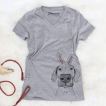 Leroy the German Shorthaired Pointer  - Easter Collection