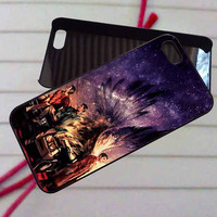 Supernatural Painting Art - case iPhone 4/4s,5,5s,5c,6,6+samsung s3,4,5,6