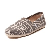 Mens TOMS Classic Tribal Casual Shoe
