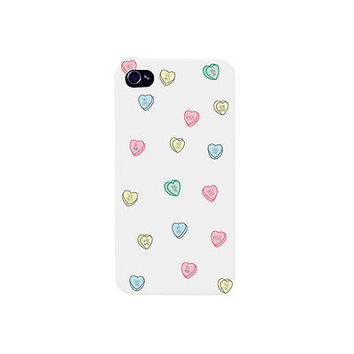 Sweet Heart Candy Funny Phone Case Cute Graphic Design Printed Phone Cover