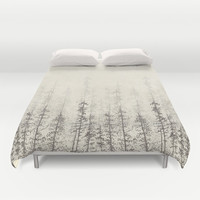 Forest Home Duvet Cover by Rskinner1122