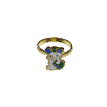 Vintage Snoopy Ring | Musician