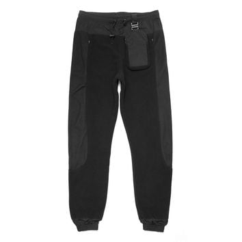 TREK FLEECE TRACK PANTS