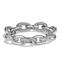 Oval Extra Large Link Bracelet - David Yurman
