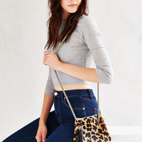 Eleven Thirty Christie Leopard Bucket Bag - Urban Outfitters