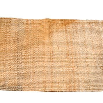 Jute Natural with Fringe New Carpet Collection