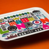 BBC America Shop - London Tray