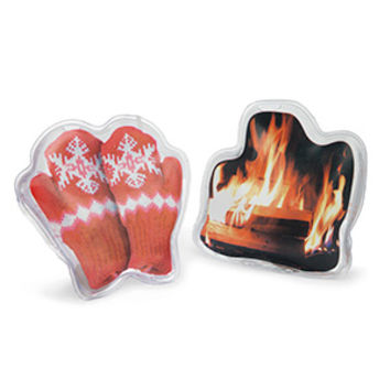 Winter Reusable Hand Warmers- Mits or Fireplace