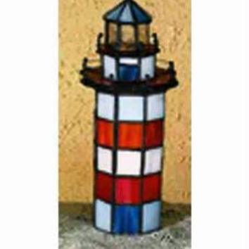 10 Inch H X 3 Inch W Hilton Head Lighthouse Accent Lamp Table Lamps
