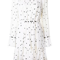 3.1 Phillip Lim Printed Pintucked Dress - Farfetch