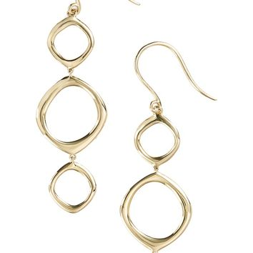 Bony Levy Geo Circle Linear Drop Earrings (Nordstrom Exclusive) | Nordstrom