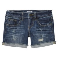 Mossimo Supply Co. Junior's Mid Length Denim Short - Assorted Washes