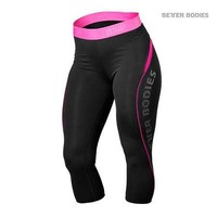 Better Bodies Fitness Curve Capri Tights