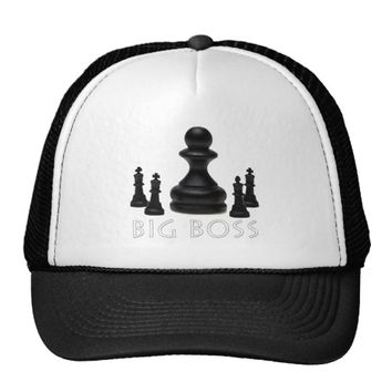 Big Boss Trucker Hat