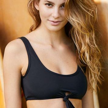 Evil Twin Morgan Scoop Neck Bikini Top - Urban Outfitters