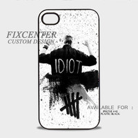 5SOS Michael Idiot Fan Made Plastic Cases for iPhone 4,4S, iPhone 5,5S, iPhone 5C, iPhone 6, iPhone 6 Plus, iPod 4, iPod 5, Samsung Galaxy Note 3, Galaxy S3, Galaxy S4, Galaxy S5, Galaxy S6, HTC One (M7), HTC One X, BlackBerry Z10 phone case design