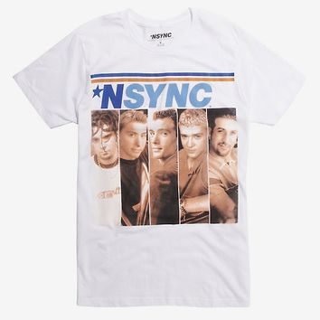 'N sync Album Cover T-Shirt