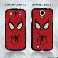 Phone cases, Samsung Galaxy S3 Case, Samsung Galaxy S4 Case, Spider-man--Samsung Case, Case for Samsung Galaxy-S0771