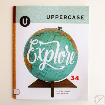 Uppercase Magazine Issue 34