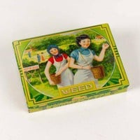 Weed Tin Pocket Box