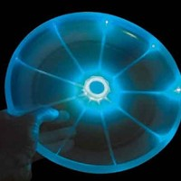 Light Up Frisbee - Opulentitems.com