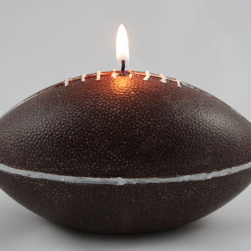 Football Candle