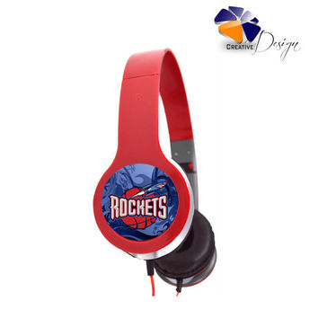 Houston Rockets Headphones SP