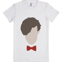 Doctor Who?-Female White T-Shirt