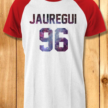 jauregui 96 fifth harmony Baseball tees-1nny Unisex Raglan Tees For Man And Woman / T-Shirts / Custom T-Shirts / Tee / T-Shirt