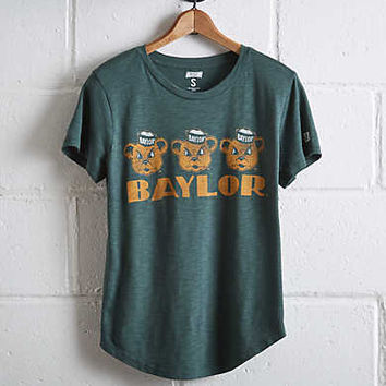 Tailgate Women's Baylor Bears T-Shirt, Green