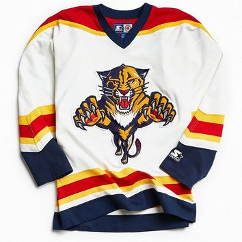 Vintage NHL Florida Panthers Hockey Jersey - Urban Outfitters