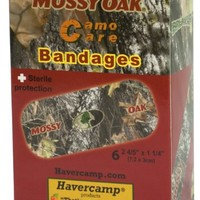 Mossy Oak Breakup 32 Assorted Bandages