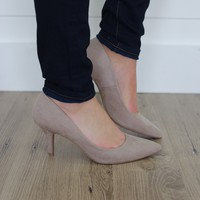 Soft At Heart Pumps