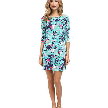 Lilly Pulitzer Marlowe Dress Bright Navy Trunk Show - Zappos.com Free Shipping BOTH Ways