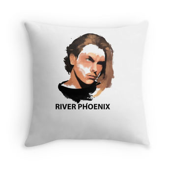 River Phoenix #1 by carlaakemi